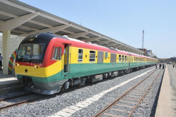 Ghana Railway Master Plan